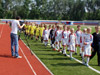 В городе дмитров московской области на стадионе локомотив завершился предварительный этап открытого чемпионата